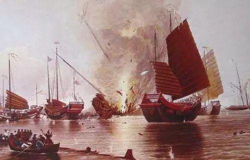 鸦片战争中国挺过来了,为什么印度却沦为英国殖民地