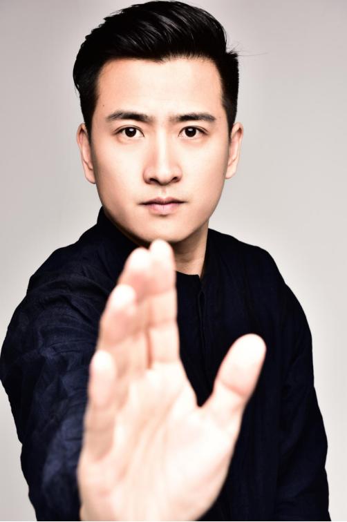 冯彦博:陈式混元心意太极拳传承人
